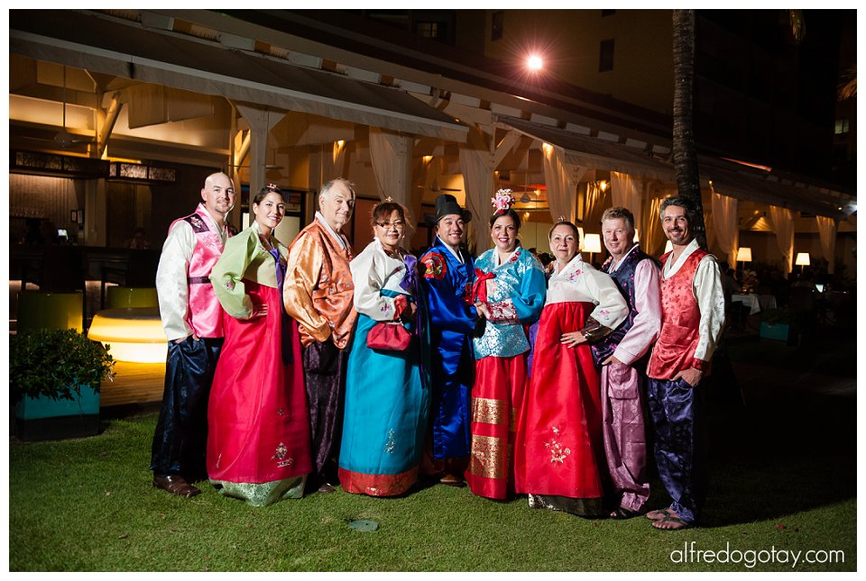 Caribbean Rehearsal Dinner Theme: Korean Themed Rehearsal Dinner At The Courtyard By